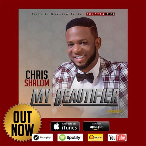 ALBUM: Chris Shalom - My Beautifier