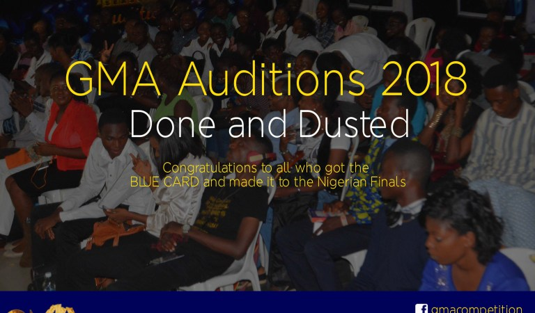 Gospel Music Africa completes first stage Nigeria Auditions for the up coming Reality TV Show (PHOTOS)