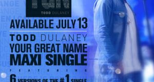 Todd Dulaney - Your Great Name ( Maxi Single ) Mp3 Download