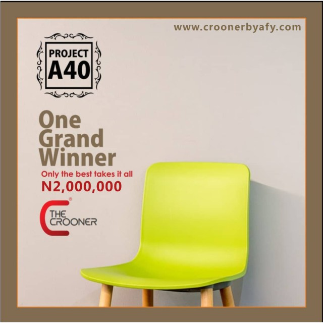 Nigeria's Biggest Online Singing Competition - The Crooner, Is Giving N2,000,000 To The Best Singer in Nigeria!