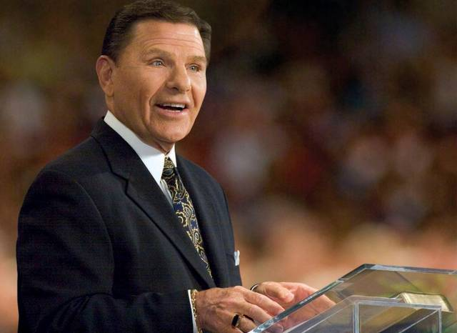 Kenneth Copeland - Give God A Way In