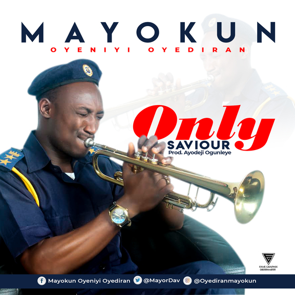 Mayokun Oyediran Only Saviour Mp3 Download