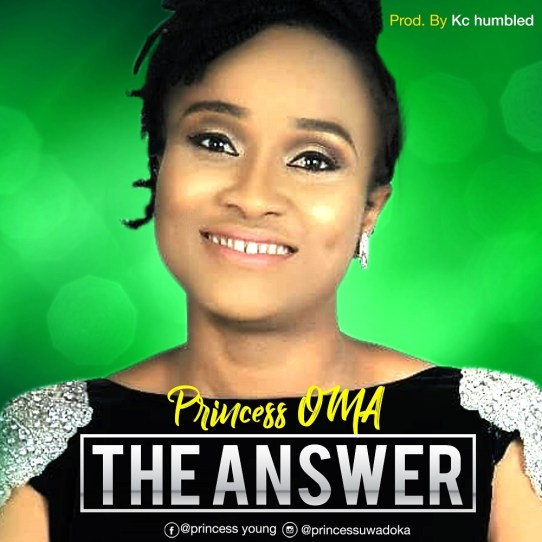 Princess Oma - The Answer Mp3 Download