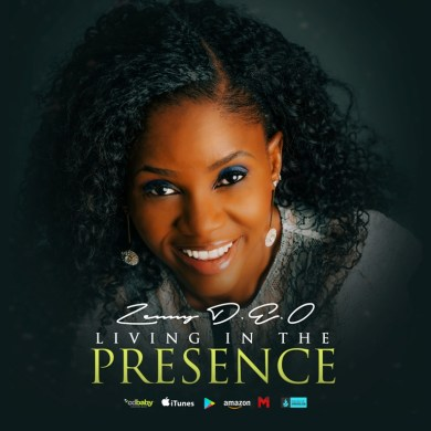 Zenny DEO - Living in the Presence Mp3 Download