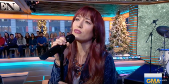 Lauren Daigle says her song 'You Say' saved rape victim from suicide