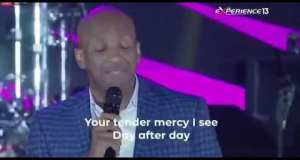 Donnie McClurkin Live at THE EXPERIENCE 2018