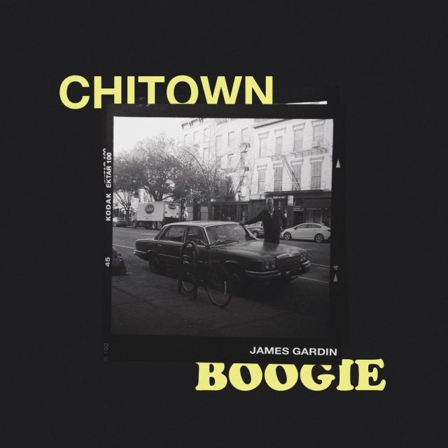 James Gardin – Chitown Boogie (Free Mp3 Download)