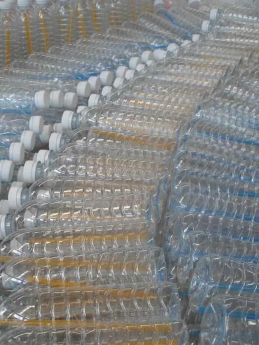 Acqua in bottiglia o acqua del rubinetto ?!