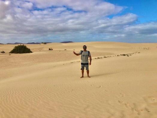 Francesco Menichetti ci racconta Fuerteventura