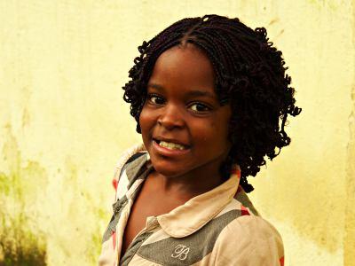 Resultado de imagen de niña guinea ecuatorial