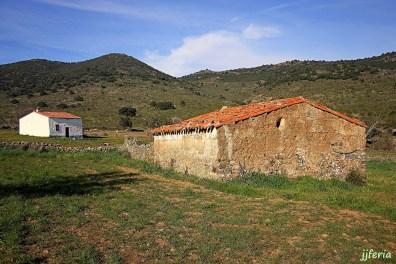 Casas de campo cerca de la Rivera