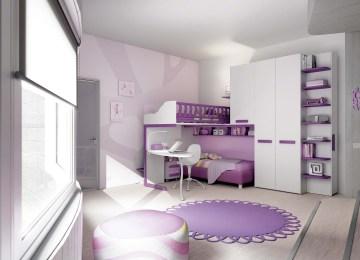 Chambre Avec Mezzanine | Lit Mezzanine Dans Studio