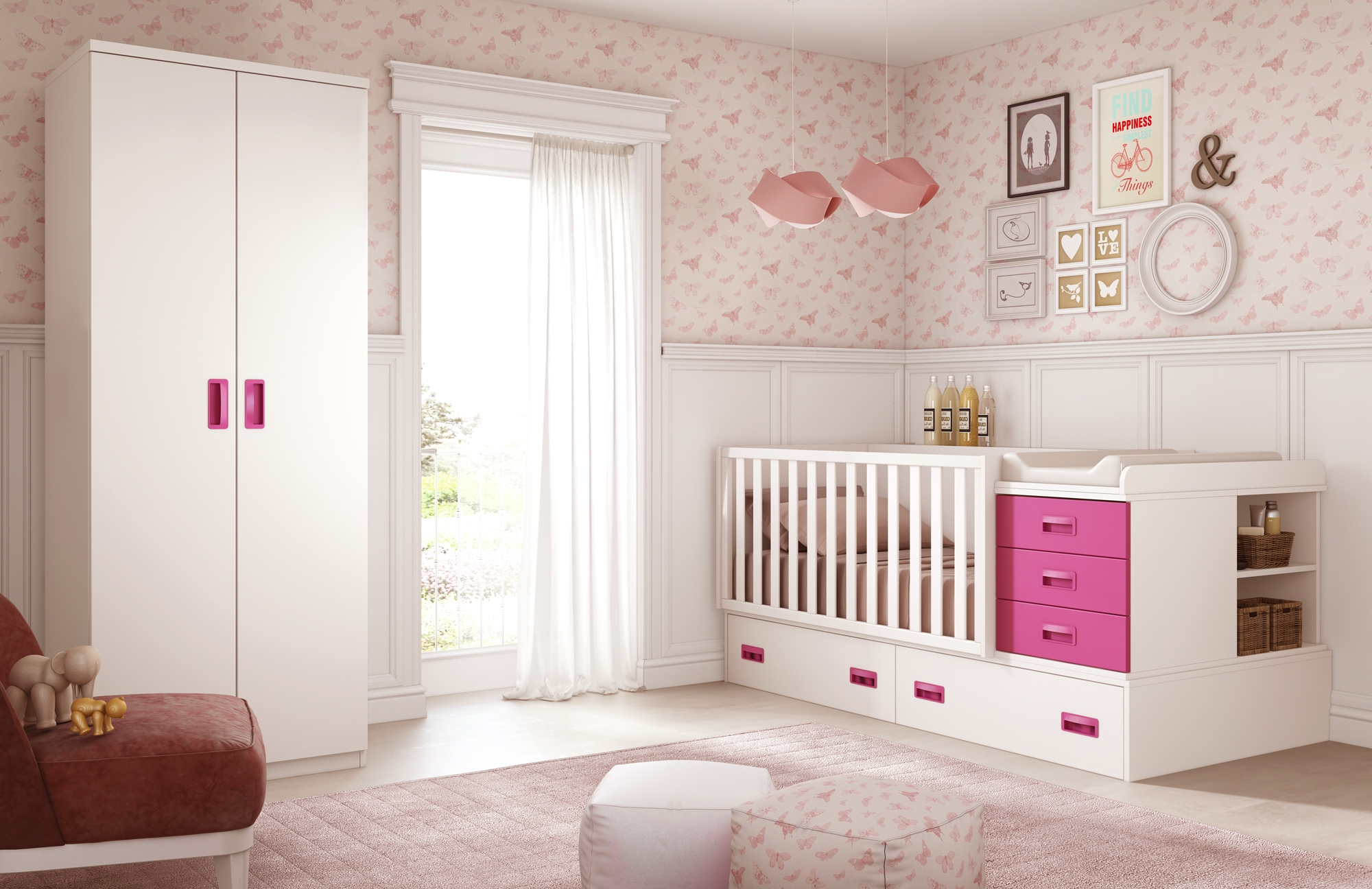 Chambre Hello Kitty Complet Chambre Bebe Complete Lc19 Lit évolutif Et Design Glicerio So Nuit