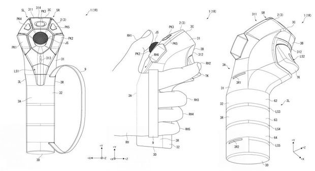 PlayStation VR2 Leak? Sony has patented a new oculus rift