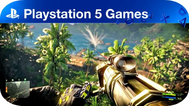 First PS5 Game Revealed But It May Come To PS4 Pro First Sony PlayStation 5 Sony PS5 Games