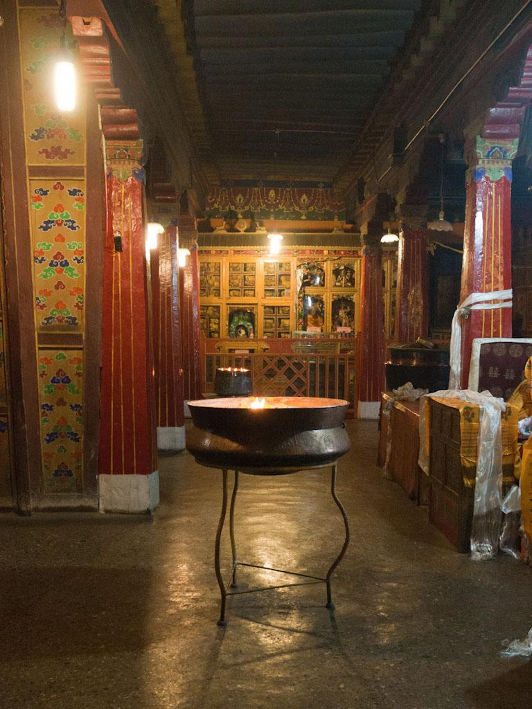 Lhasa Tibet  Jokhang Temple and Drepung Monastery