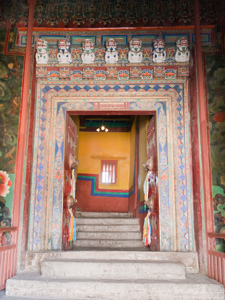 The Winter Potala Palace and Summer Norbulinka Palaces