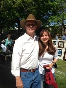 Steve Smith and Sonya Christian