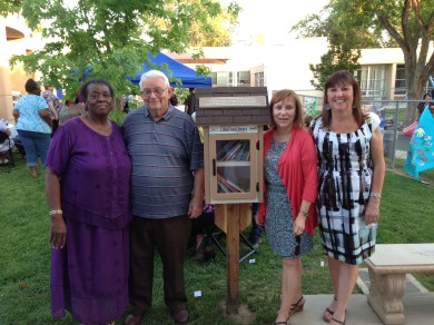 Bakersfield College's Little Free Library