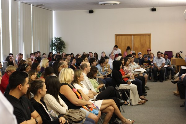 Legislative Forum Sep 26 2014