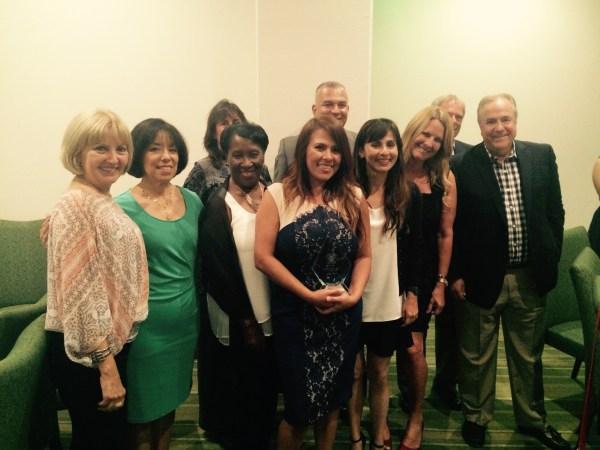 Latina Leaders BC Gang July 11 2015
