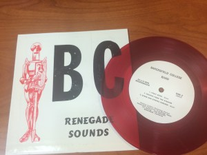 BC Sounds record