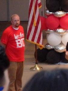 Francis  Mayer Convocation Aug 20 2015