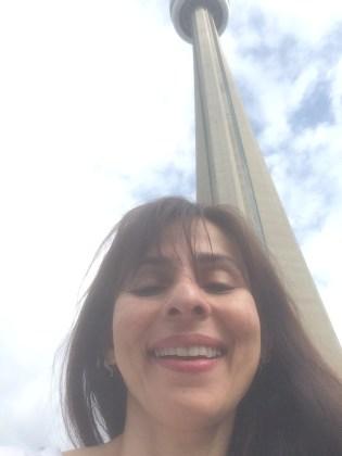 CN Tower Selfie