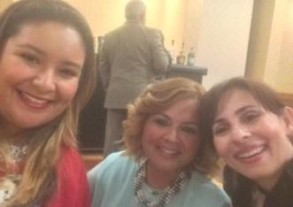 Maria Wright, Isabek Castaneda, Sonya Christian