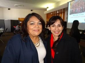 Norma Rojas, Sonya Christian