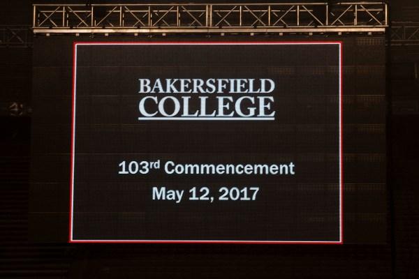 BC 103 Commencement