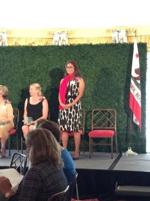 """Garden Pathways Honors History Professor Olivia Garcia with a """"Women with a Heart for Bakersfield"""" Award"""