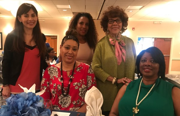 Odella Johnson's Retirement Party May 19 2017