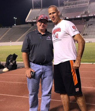 Keith Ford and Stig Jantz Sep 8 2017