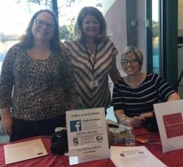 BC Librarians at CHAP