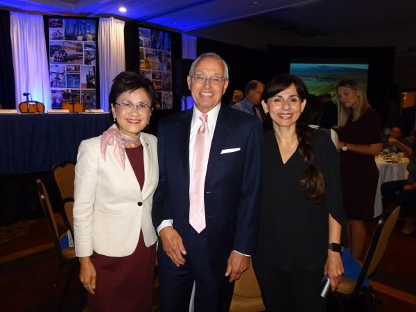 Karen Goh, Mark Novak, Sonya Christian