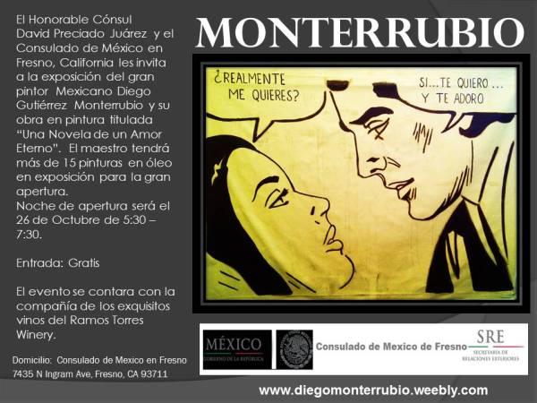 Monterrubio at Mex Consulate