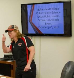 Sarah Baron Public Health Info Session