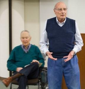 Gerald Haslam and Jack Hernandez Nov 30 2017