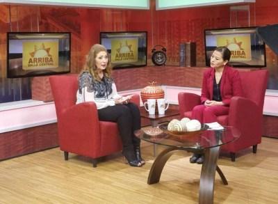 Connie at Univision