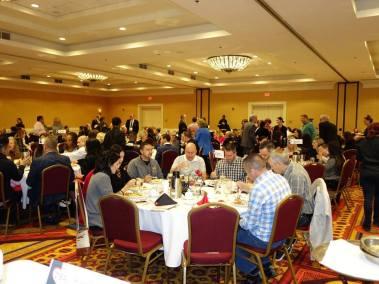 Downtown Business Association Breakfast Photo from Karen Goh's website
