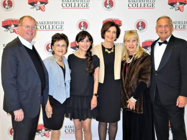 Jay Rosenlieb, Karen Goh, Sonya Christian, Cathy Abernathy, Mary Jo Pasek, Tom Pasek