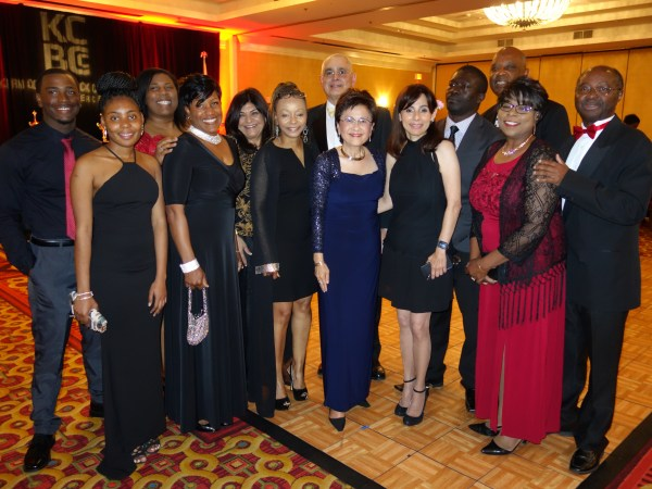 Mayor Karen Goh with Sonya Christian and BC at KCBCC April 20 2018.jpg