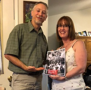 Nick Strobel and Sondra Keckley June 2 2018