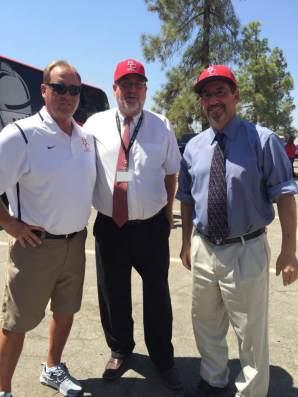 Jeff Chudy, Tom Burke, Jeff Lawitz