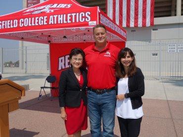 Karen Goh, Vance Palm, Sonya Christian Aug 9 2018