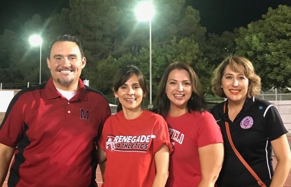 Aaron Resendez, Sonya Christian, Mrs Resendez, Amberlina Garcia Duran