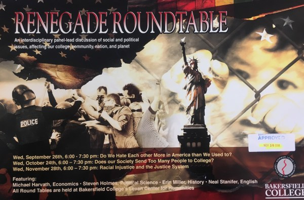 Renegade Roundtable designed by Eric Carillo