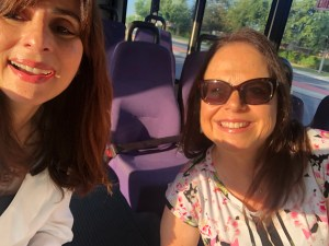 Sonya Christian and Mindy Wilmot August 27 2018