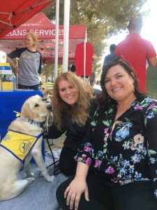 Disability Awareness Day Monika and Tamara